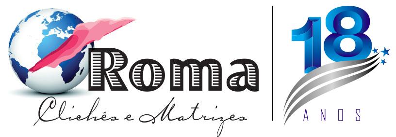 ROMA Print, Clichês e Matrizes Logo